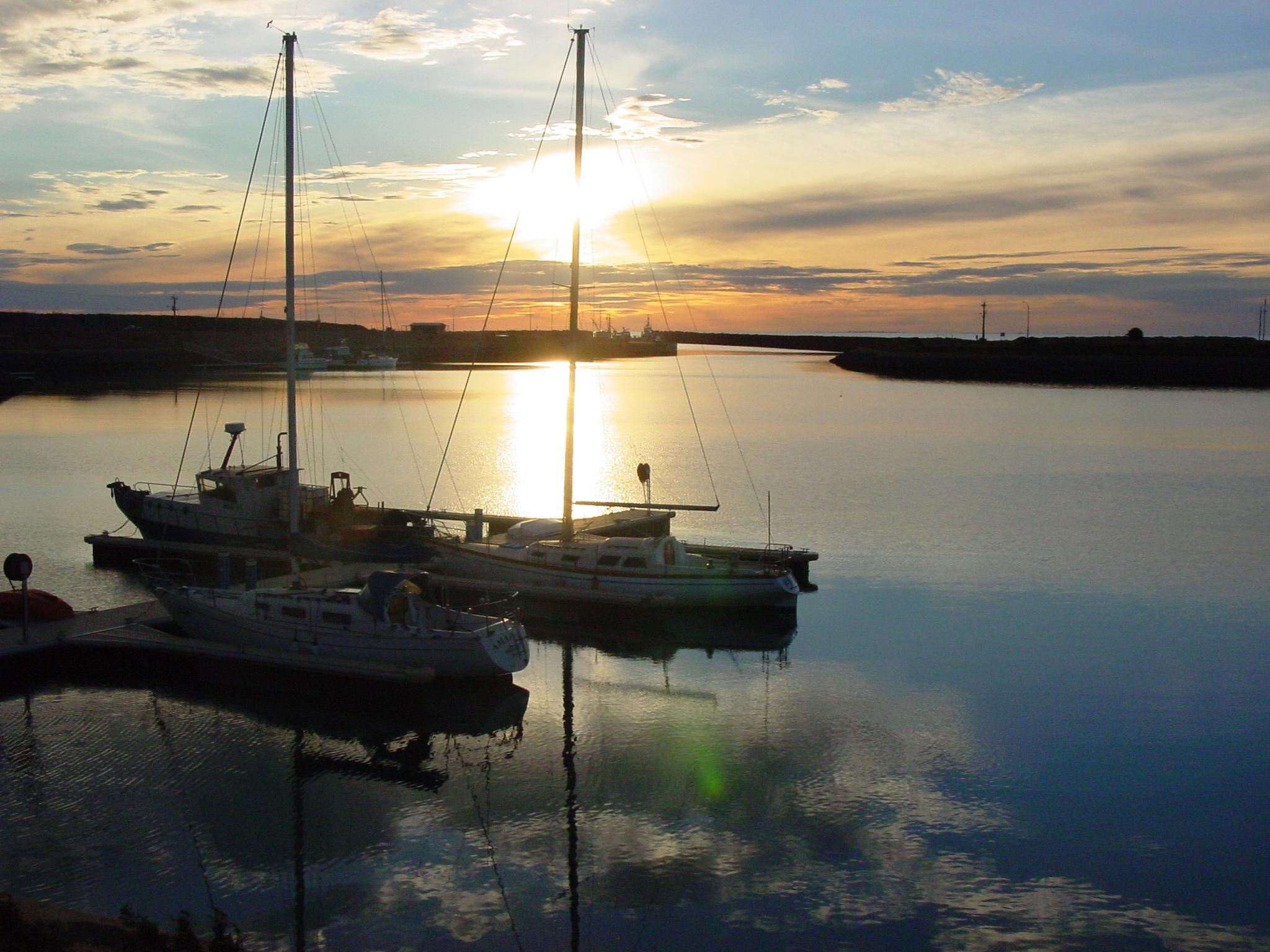 Wallaroo Marina