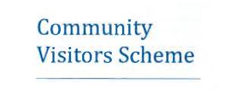 Community Visitors Scheme