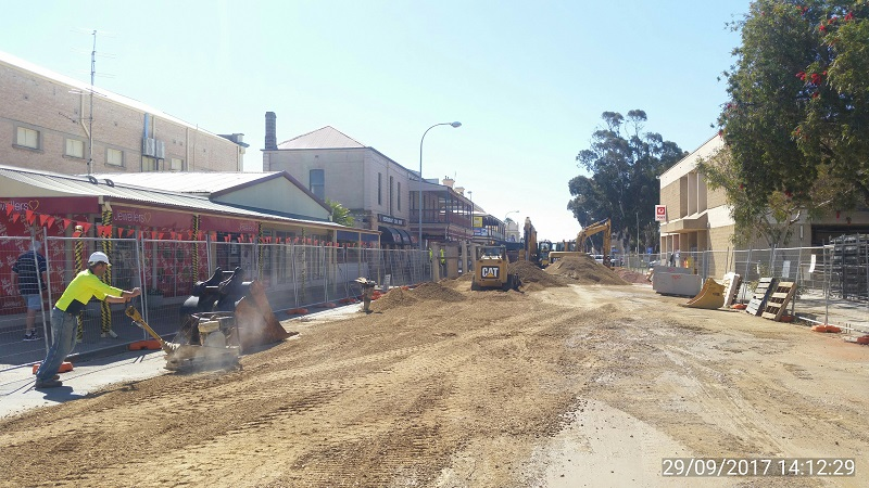 Kadina CBD Update 29th Sept Pic 1
