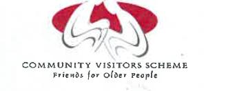 Community Visitors Scheme  Logo