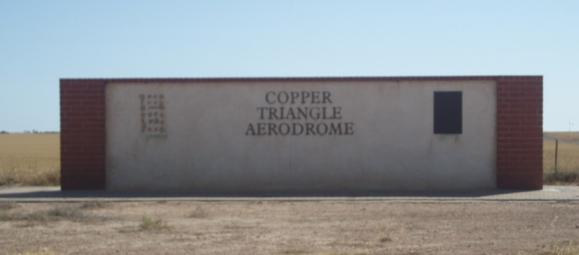 Copper Triangle Aerodrome