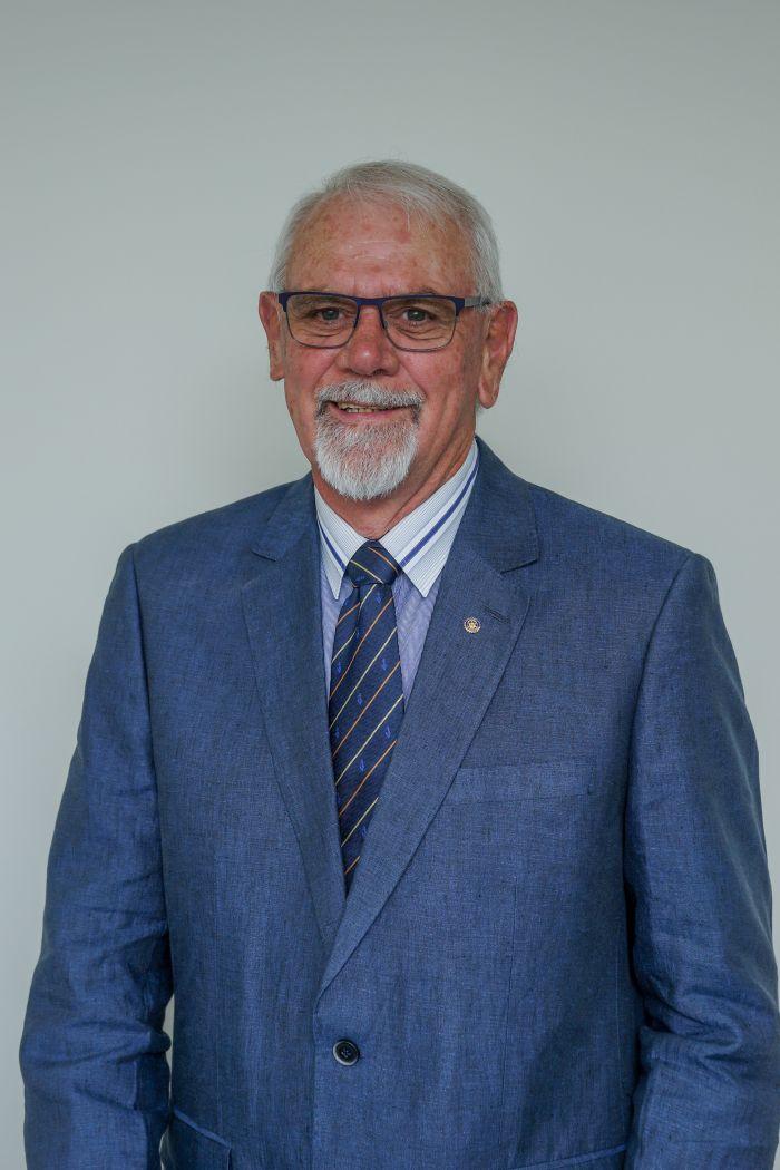 Elected Dean Rodda