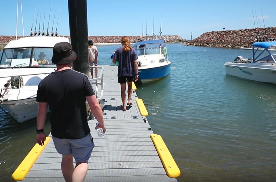 Fishing Snorkel