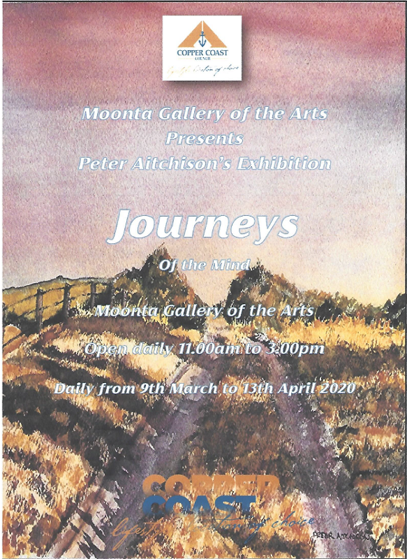 Moonta Gallery October 2019 Exhibition